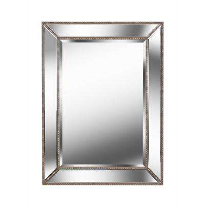 Ridley Champagne Wall Mirror