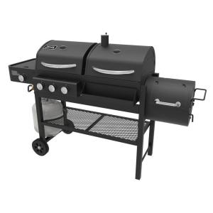 Smoke Hollow 3 Burner Propane Gas/Charcoal Combo Grill from Charcoal Grills