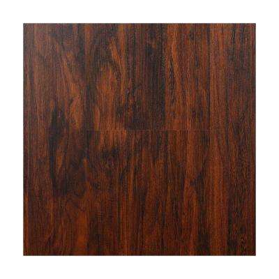 Newport Mahogany 1/3 in. Thick x 7.75 in. Wide x 48 in. Length Laminate Flooring (25.51 sq. ft.)