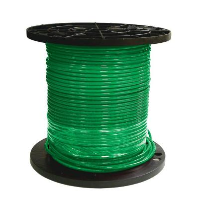 500 ft. 6 Green Stranded CU SIMpull THHN Wire