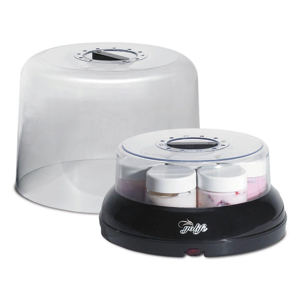 Tribest Yolife 2.5 Qt. 7-Jar Yogurt Maker