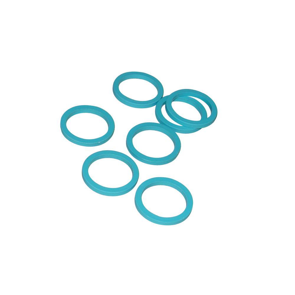 1 in. to 7/8 in. Reducing Plastic Arbor Ring