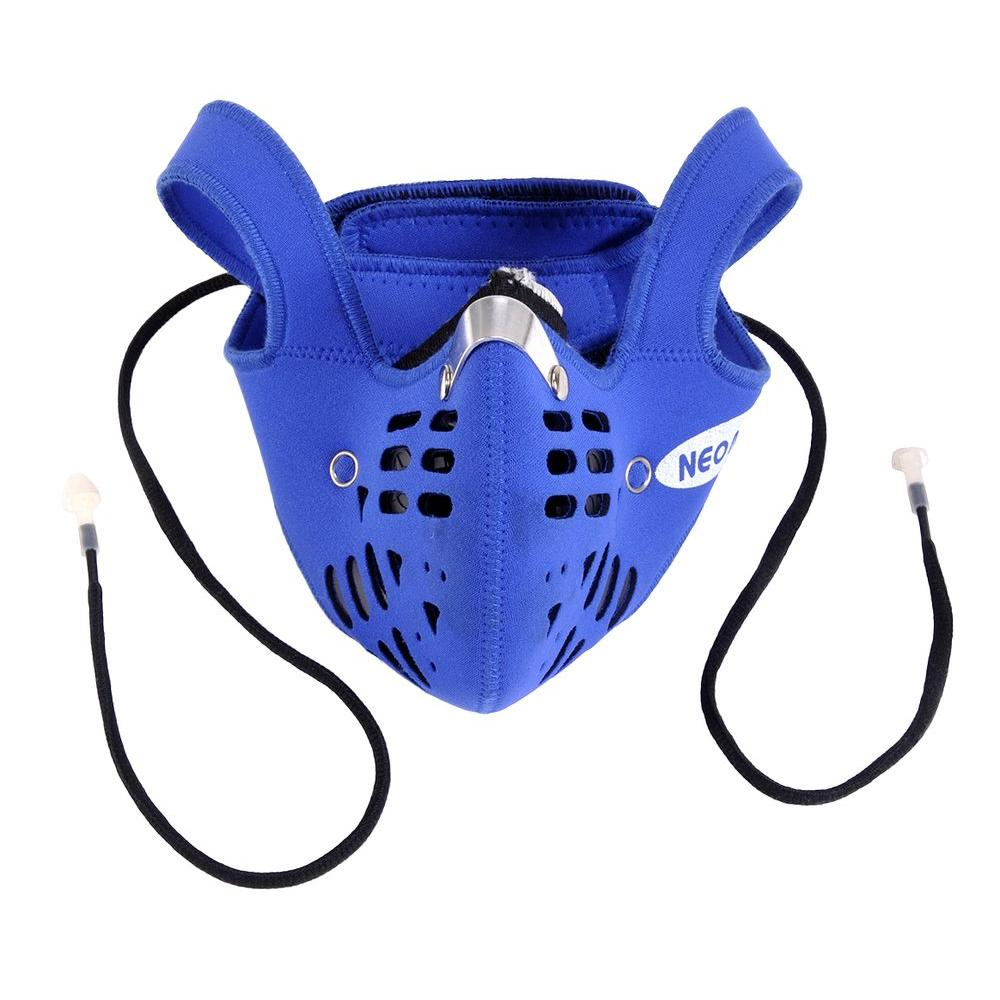 NeoMask Neoprene Carbon Mask - Multi-Purpose Dust Mask