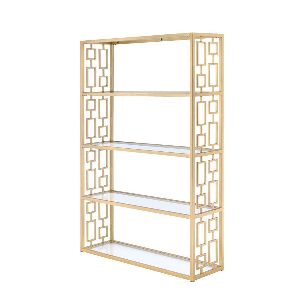 bookcase style gold a how hack ikea pin marble to diy and