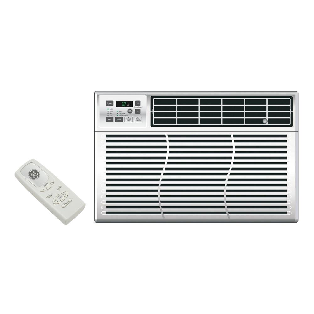 GE 6000 BTU 115Volt Electronic Room Window Air ConditionerAEL06LV