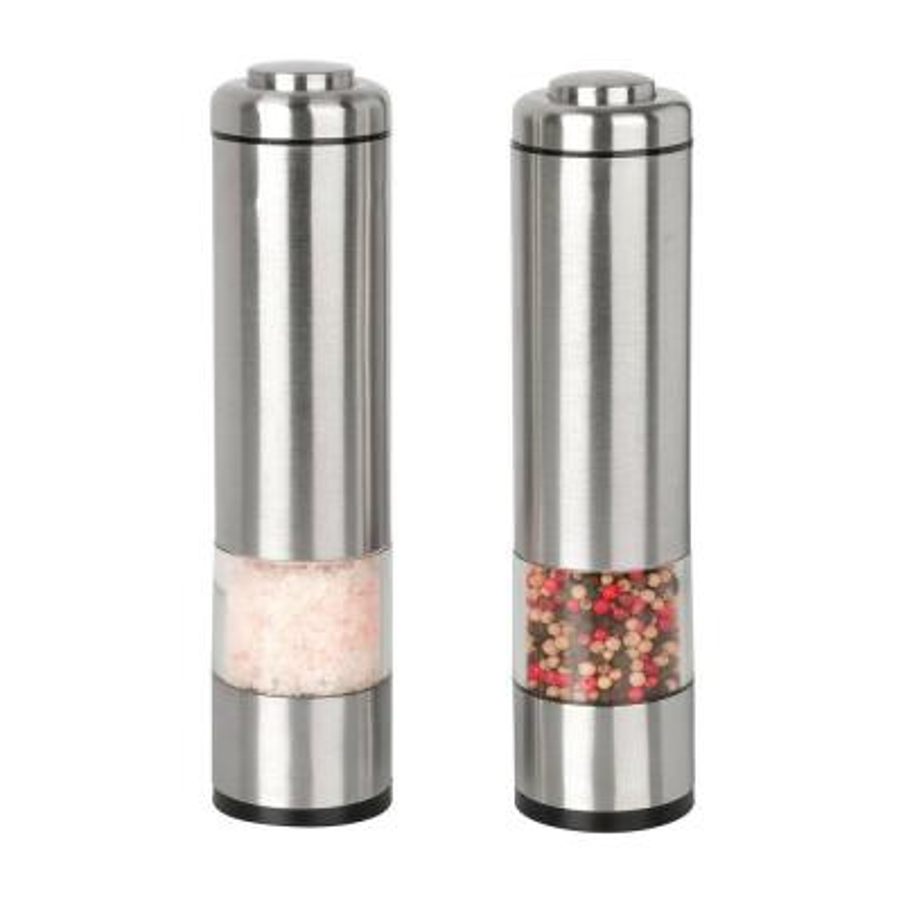 2-in-1 Salt and Pepper Grinder