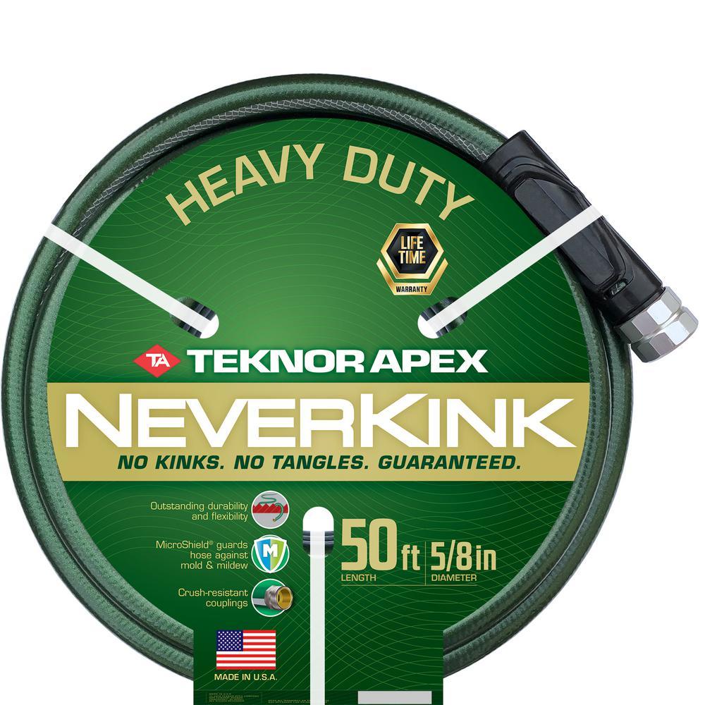 5/8 in. Dia x 50 ft. Heavy Duty Water Hose