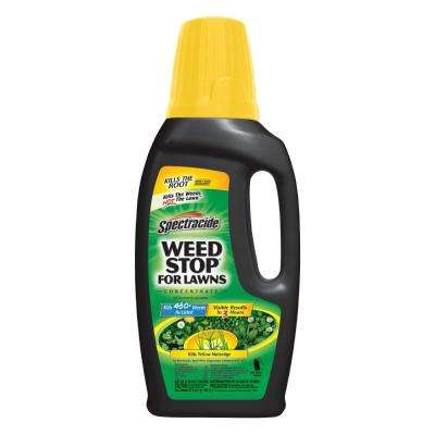 Weed Stop for Lawns 32 oz. Concentrate Lawn Weed Killer