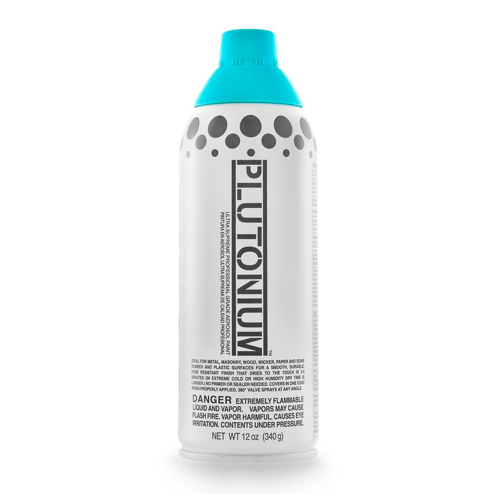 Plutonium 12 Oz Tsunami Spray Paint 30210us The Home Depot