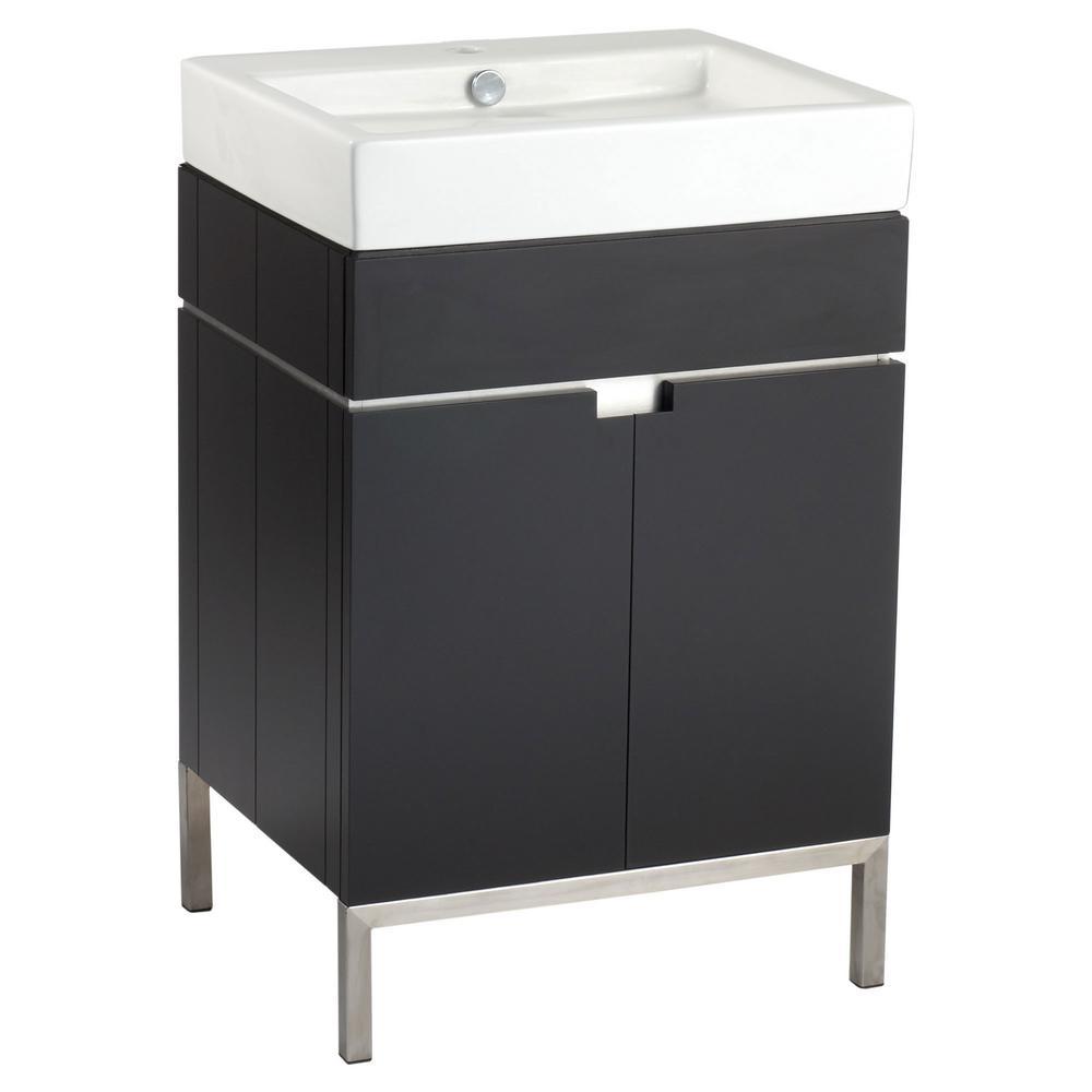American Standard Studio 22 In Bath Vanity Cabinet Only