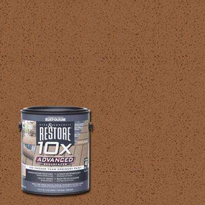 1 gal. 10X Advanced Timberline Deck and Concrete Resurfacer