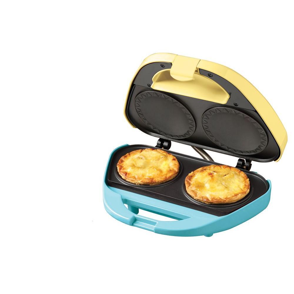 Nostalgia Electrics 2-Pie Countertop Bakery-DISCONTINUED