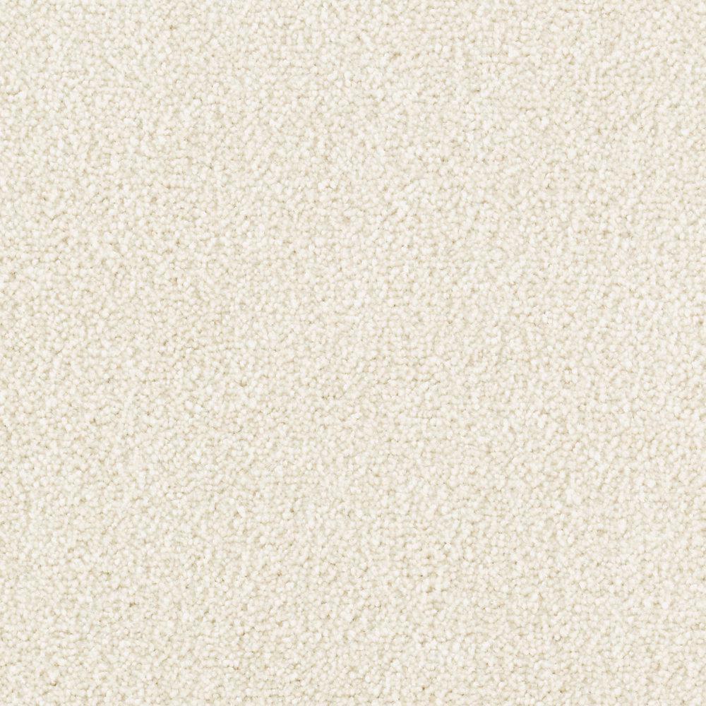 Carpet Sample - Tides Edge - Color Desert Star Textured 8 in. x 8 in.