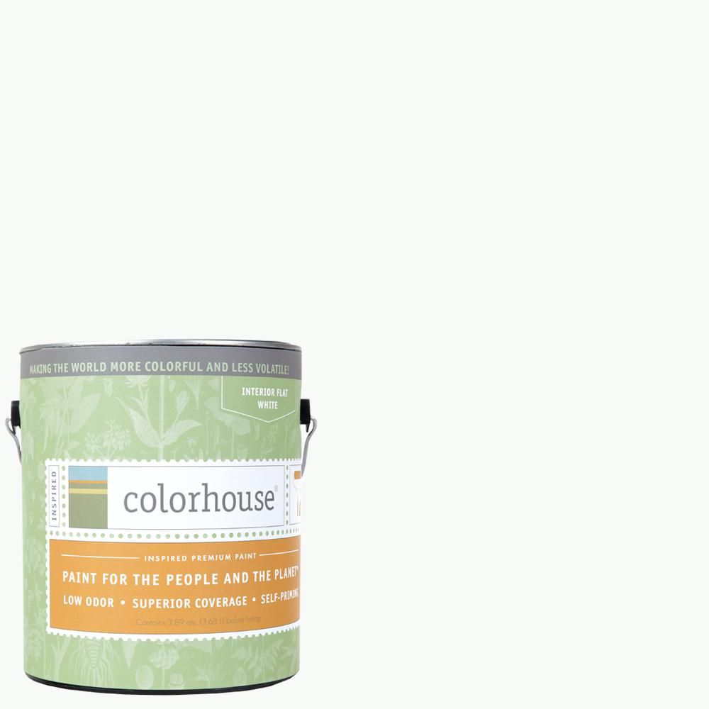 Colorhouse 1 gal. Imagine .01 Flat Interior Paint