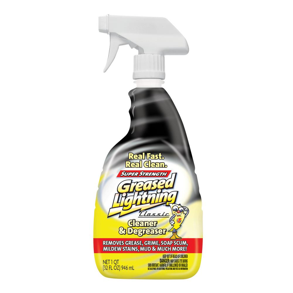 Greased Lightning 32 oz. Super Strength Multi-Purpose Cleaner and Degreaser