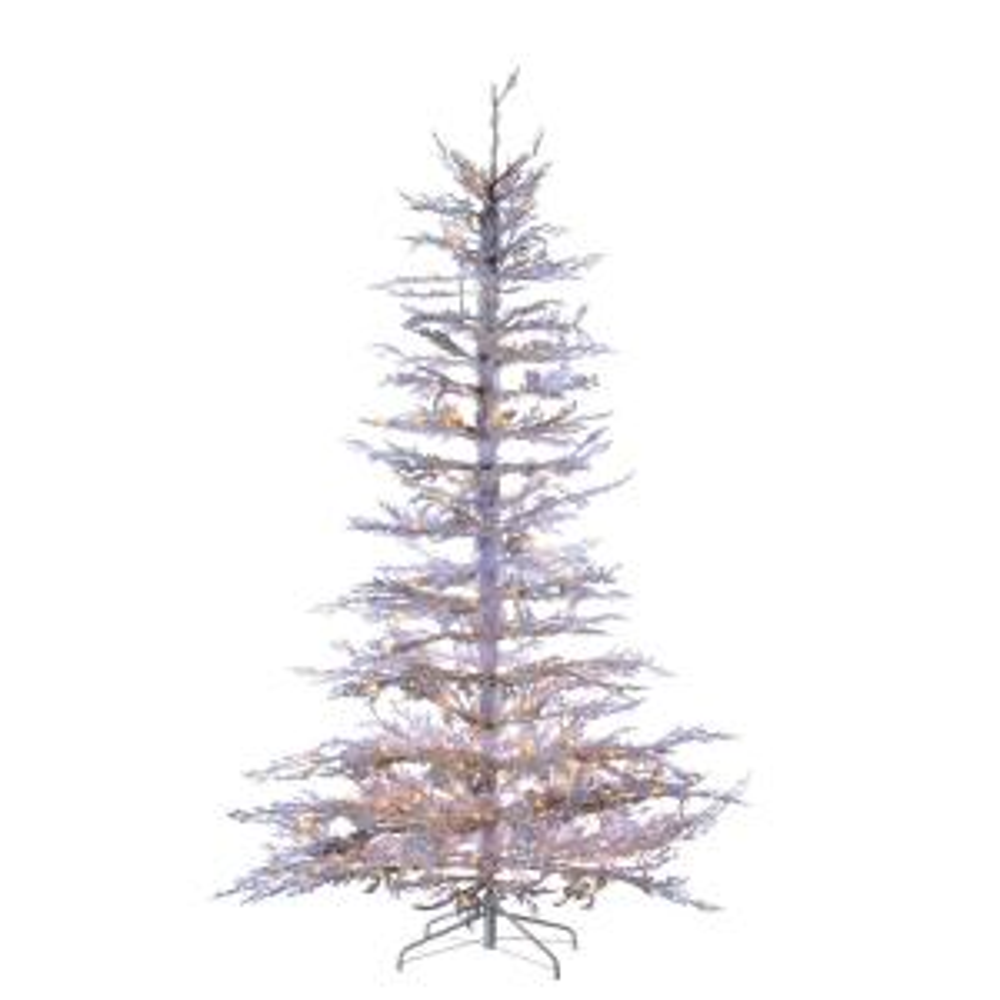 Home Depot Pre Lit Christmas Trees