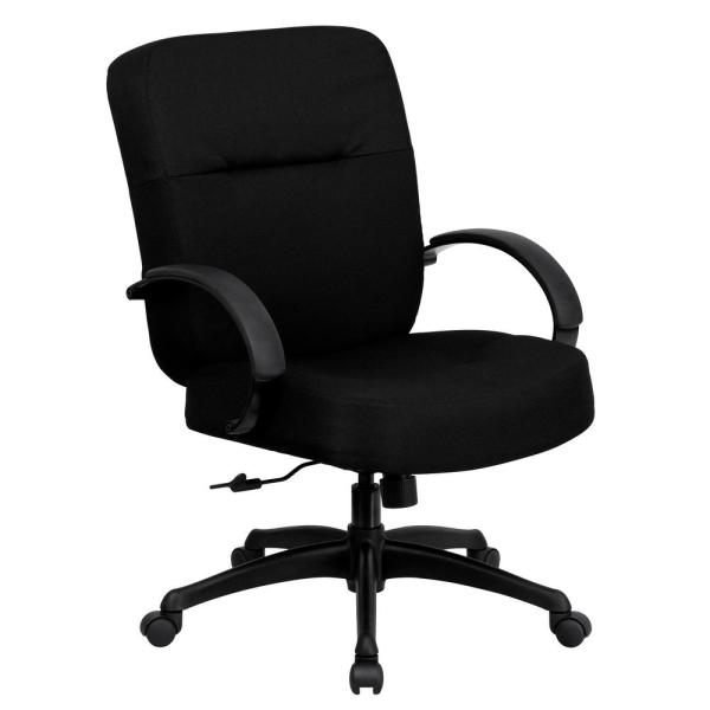 Flash Furniture Black Office/Desk Chair CGA-WL-4975-BL-HD