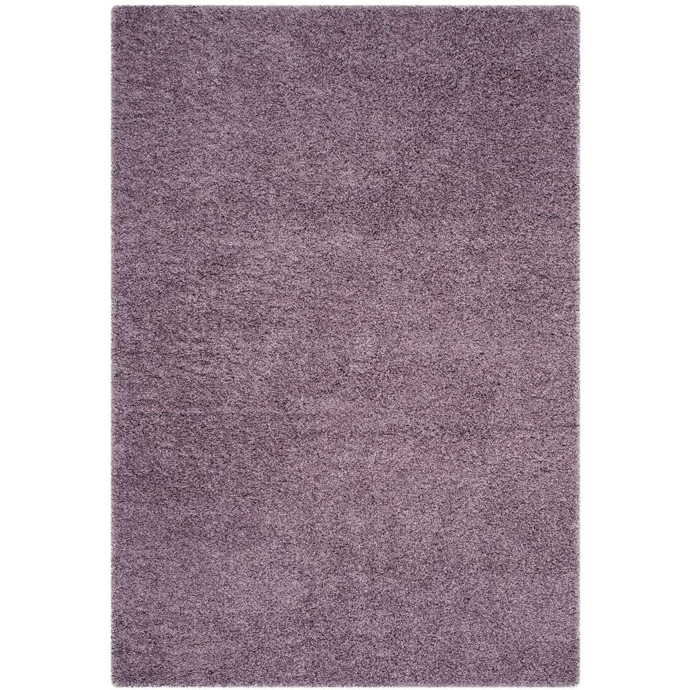safavieh laguna shag purple 8 ft x 10 ft area rug