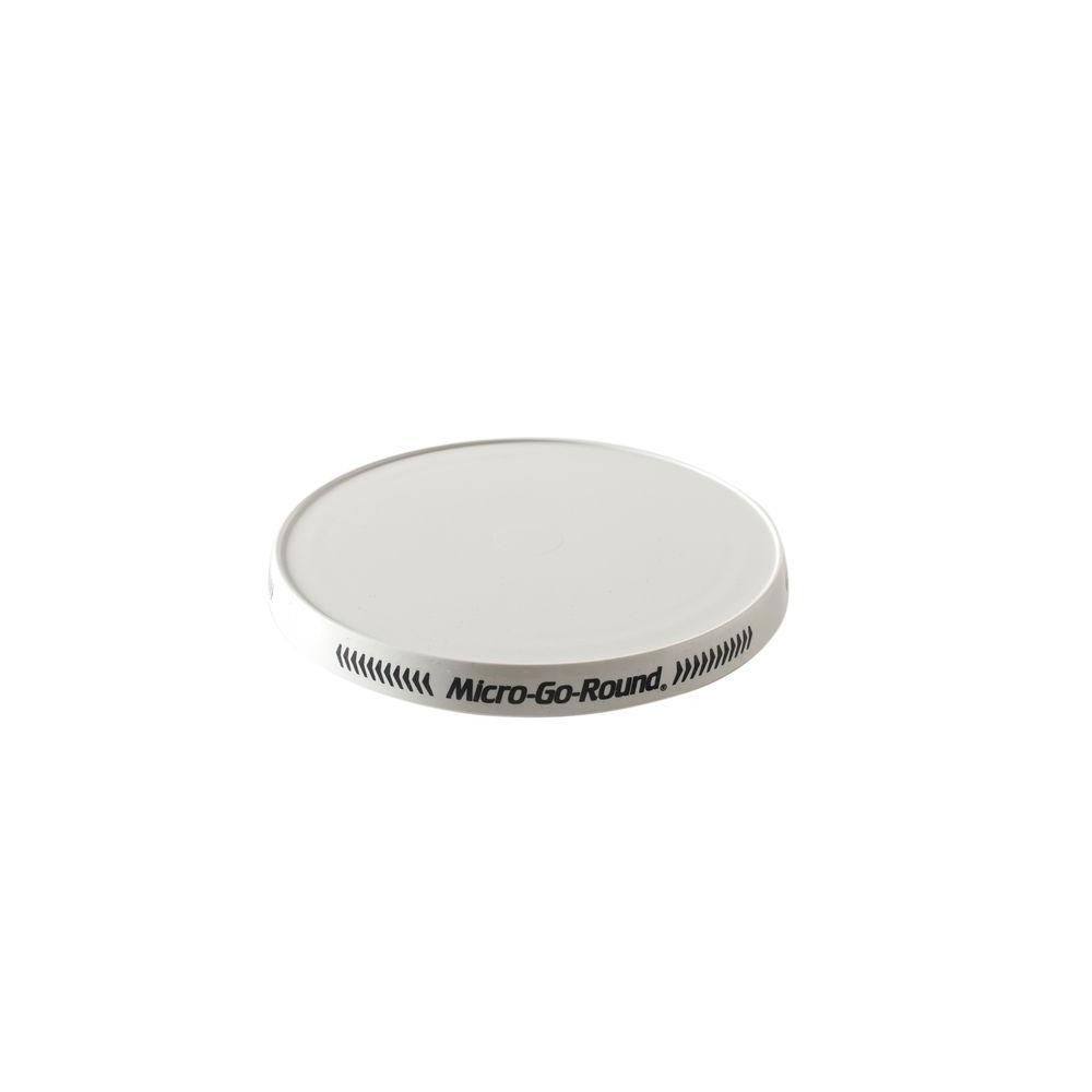 Nordic Ware Plastic White Microwaveable Cookware
