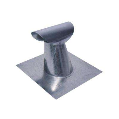 4 in. Roof Jack with Wagon Cap