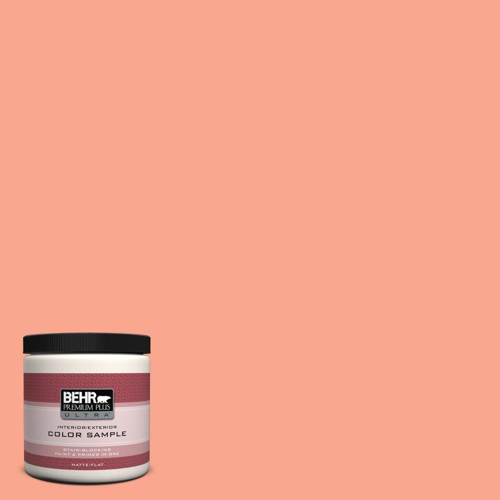 8 oz. #200B-4 Citrus Hill Interior/Exterior Paint Sample