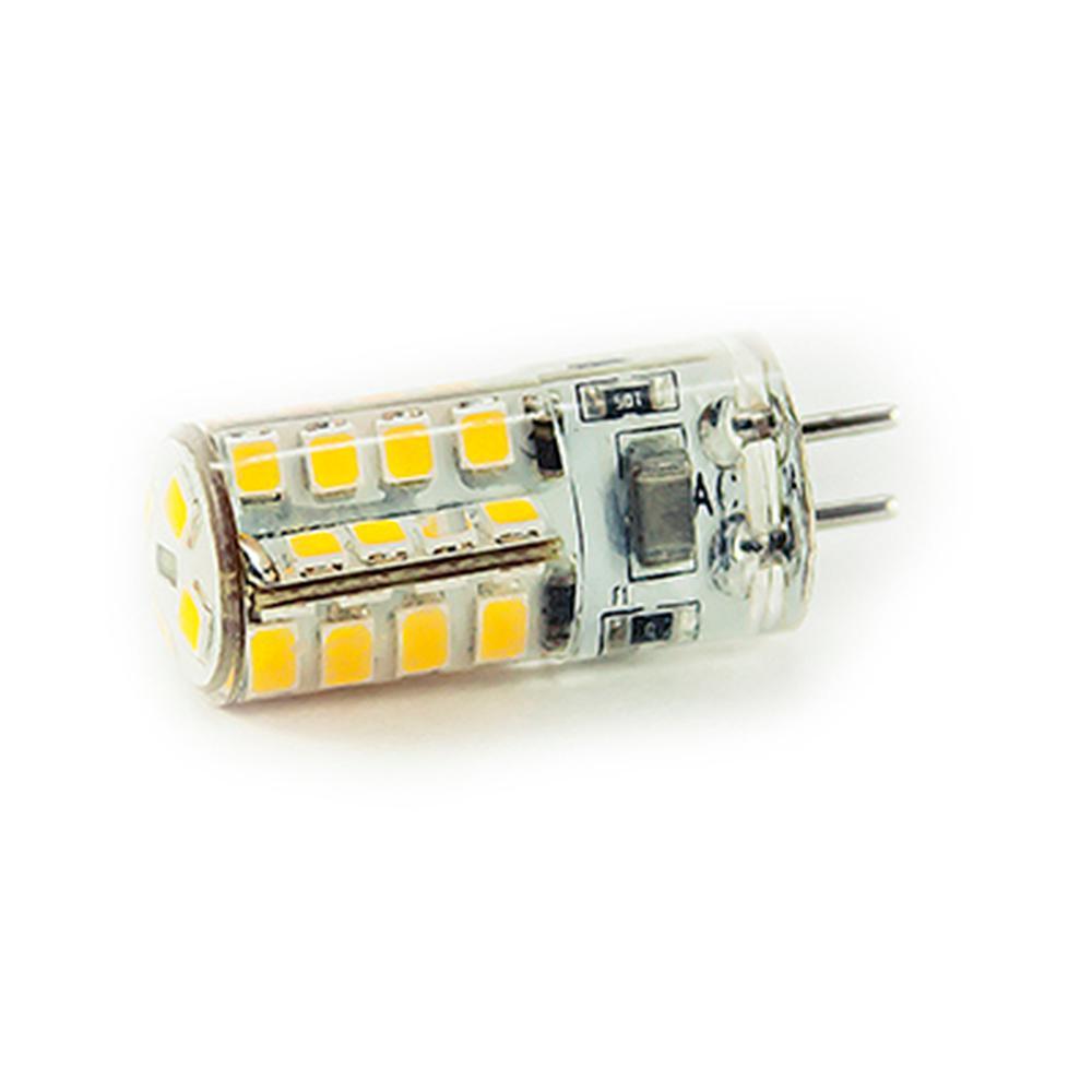 30-Watt Equivalent JC Dimmable GU5.3 Base Warm White LED Light Bulb