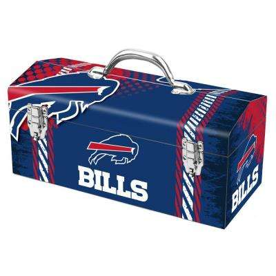 7.2 in. Buffalo Bills NFL Tool Box