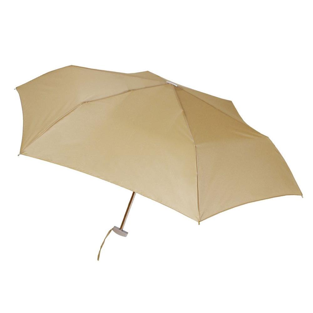 40 in. Arc Flat Pack Manual Umbrella in Desert