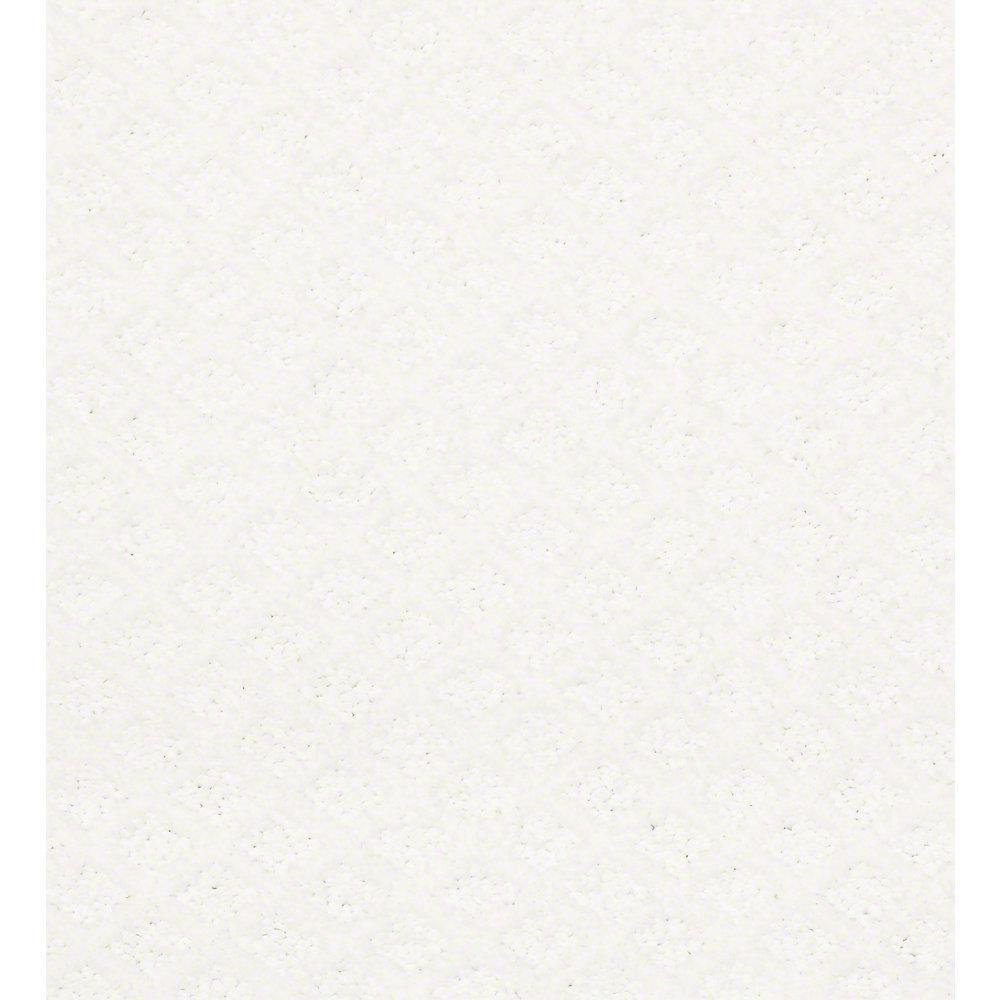 Charm Square - Color Snow Fall Pattern 12 ft. Carpet