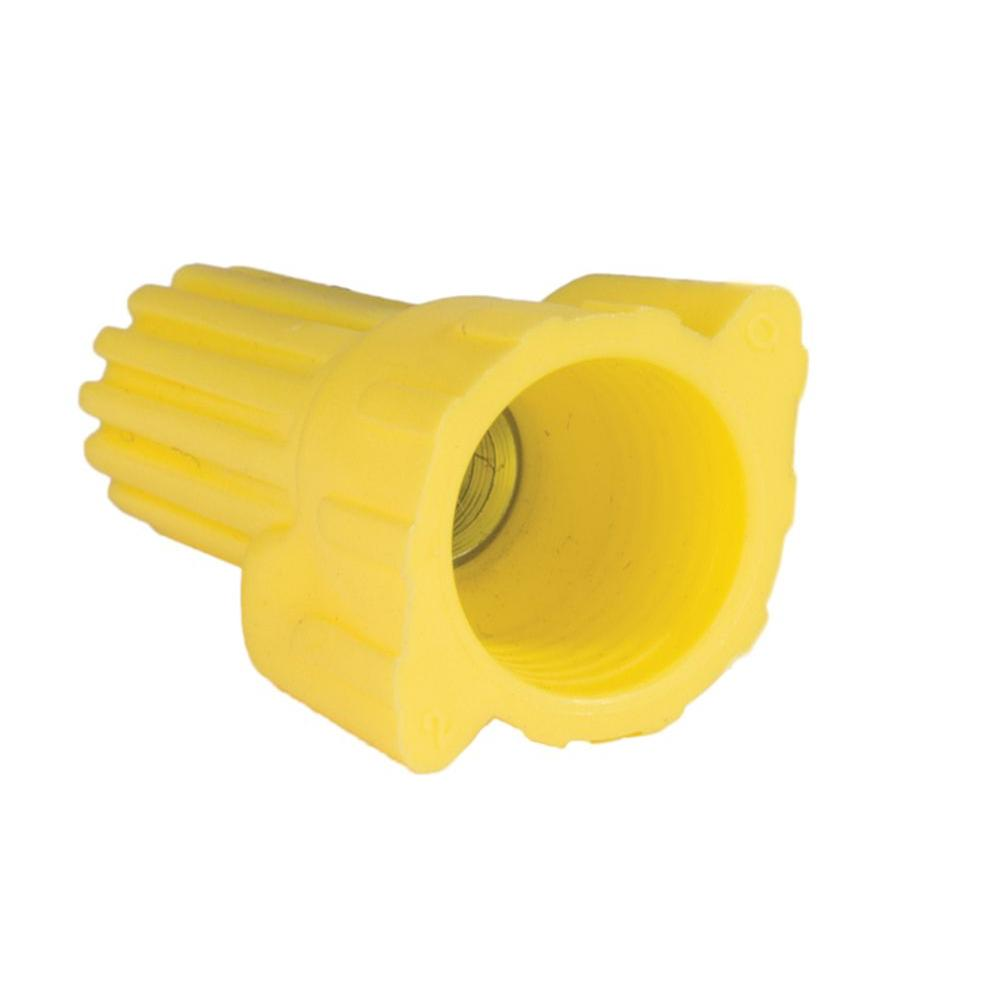 Yellow Wing Wire Connector (35,000-Pack)