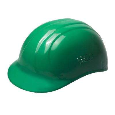 4-Point Plastic Suspension Pin-Lock 67 Bump Cap in Green