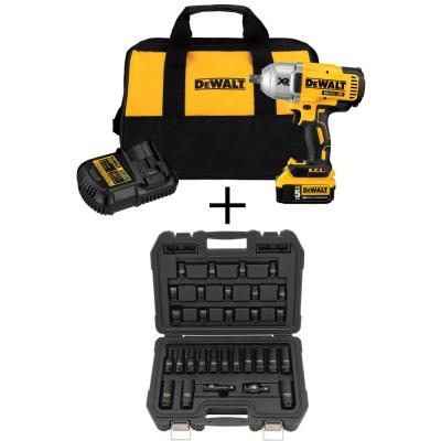 DEWALT 20-Volt Max XR Lithium-Ion Cordless Wrench Kit