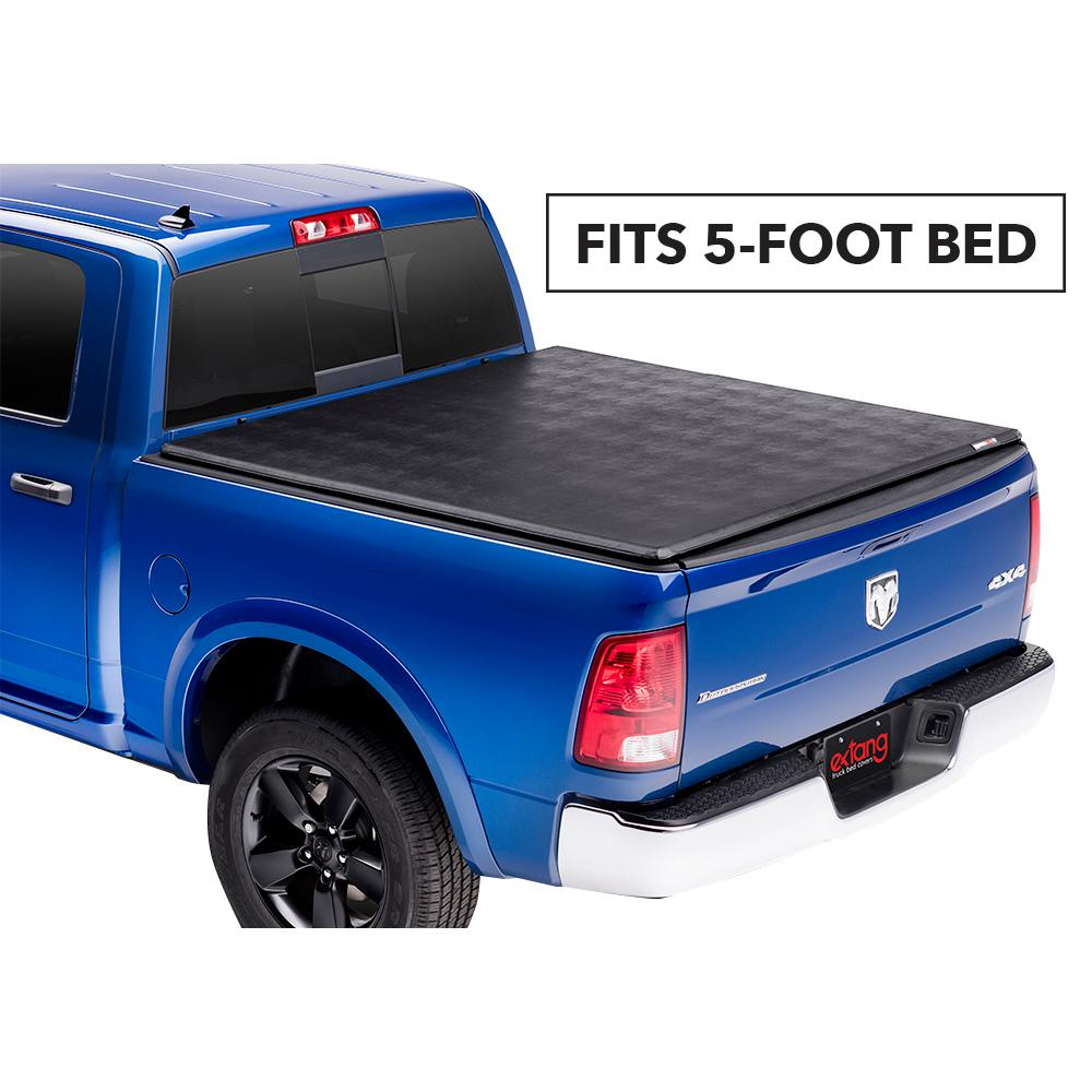 Extang Trifecta 2 0 Tonneau Cover For 00 04 Dodge Dakota Quad Cab