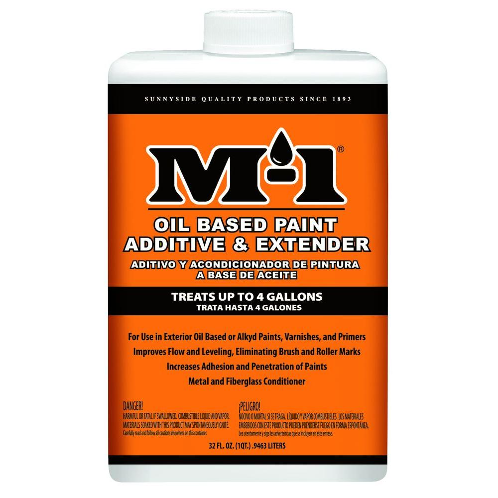 1 qt. Oil-Based Paint Additive and Extender