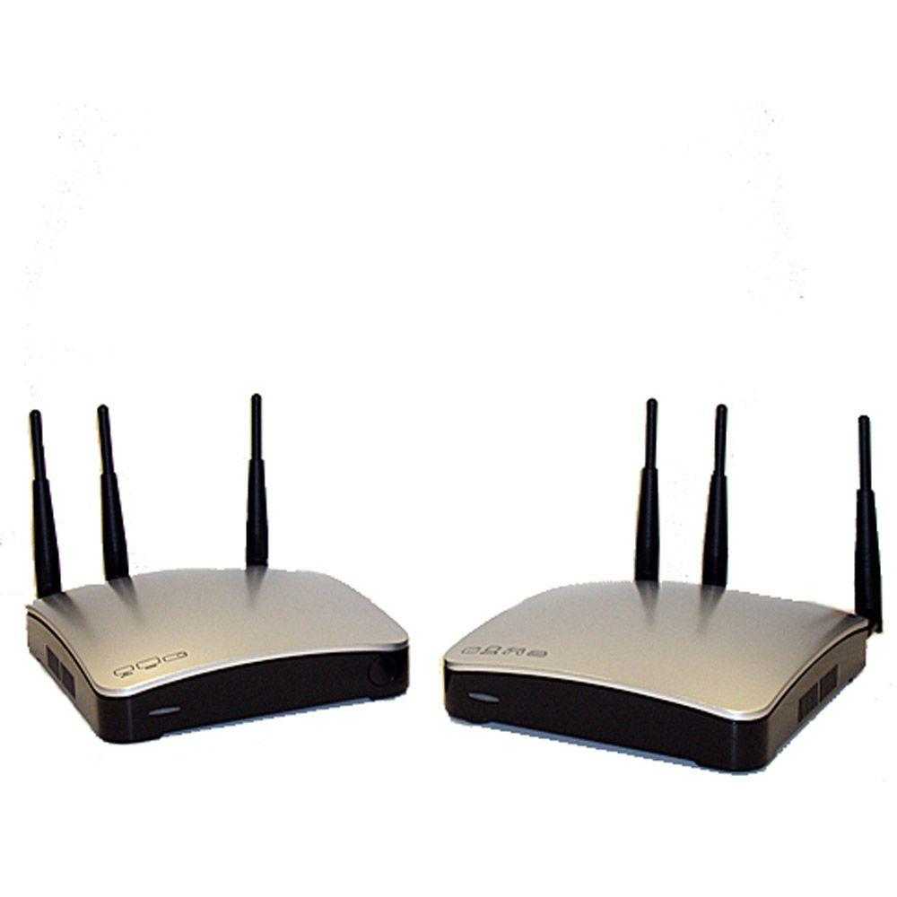RF Link Wireless HD Audio and Video Transmitter and Receiver