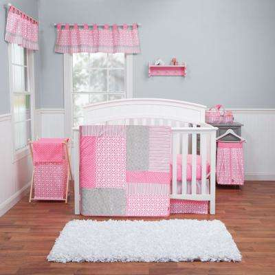 Lily 3-Piece Crib Bedding Set