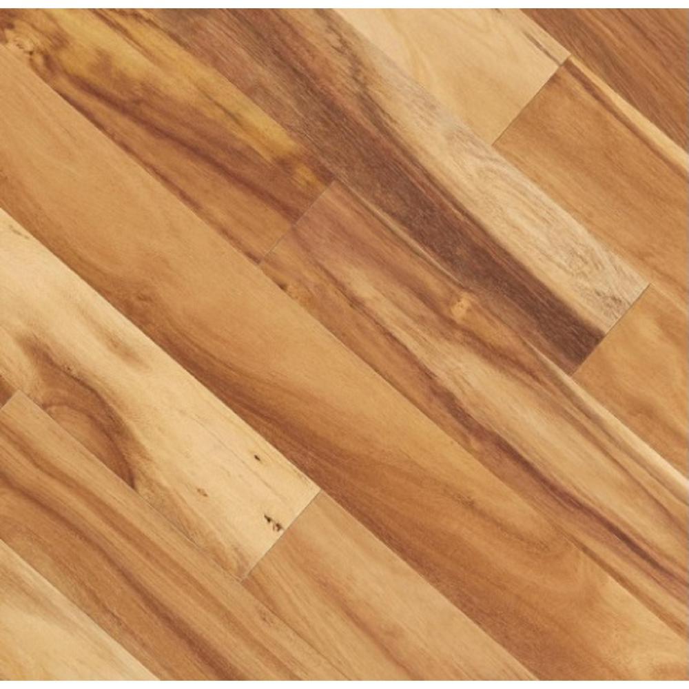 Home Legend Take Home Sample - Avani Acacia Click Lock Exotic Engineered Hardwood Flooring - 5 in. x 7 in.