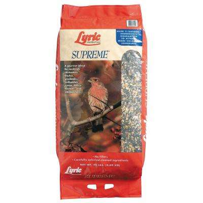 20 lb. Supreme Wild Bird Mix