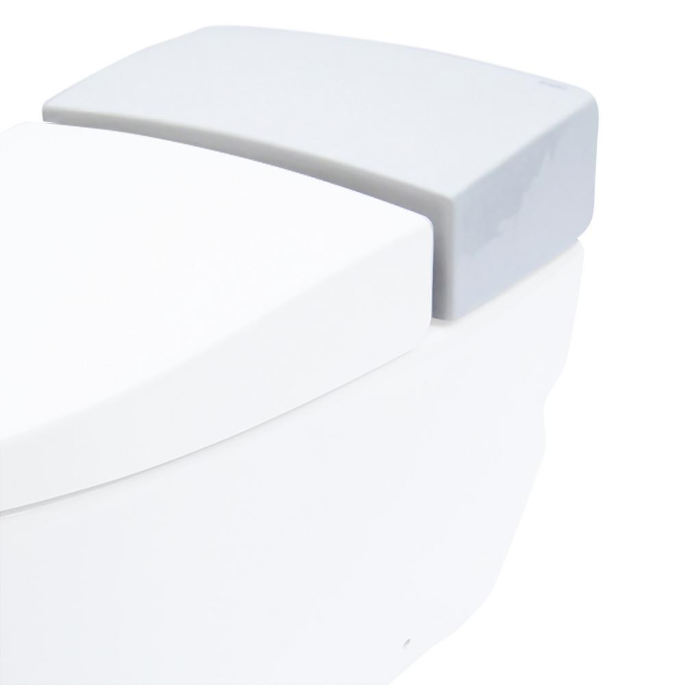 R-340LID Toilet Tank Cover in White