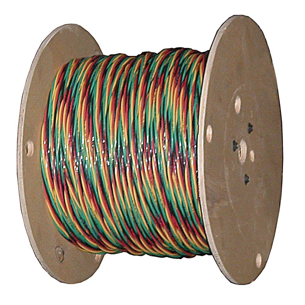 Southwire 500 ft. 12/2 Solid CU W/G Submersible Well Pump ... on