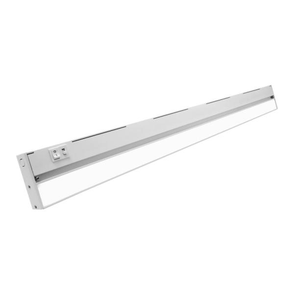NUC-5 Series 40 in. White Selectable LED Under Cabinet Light