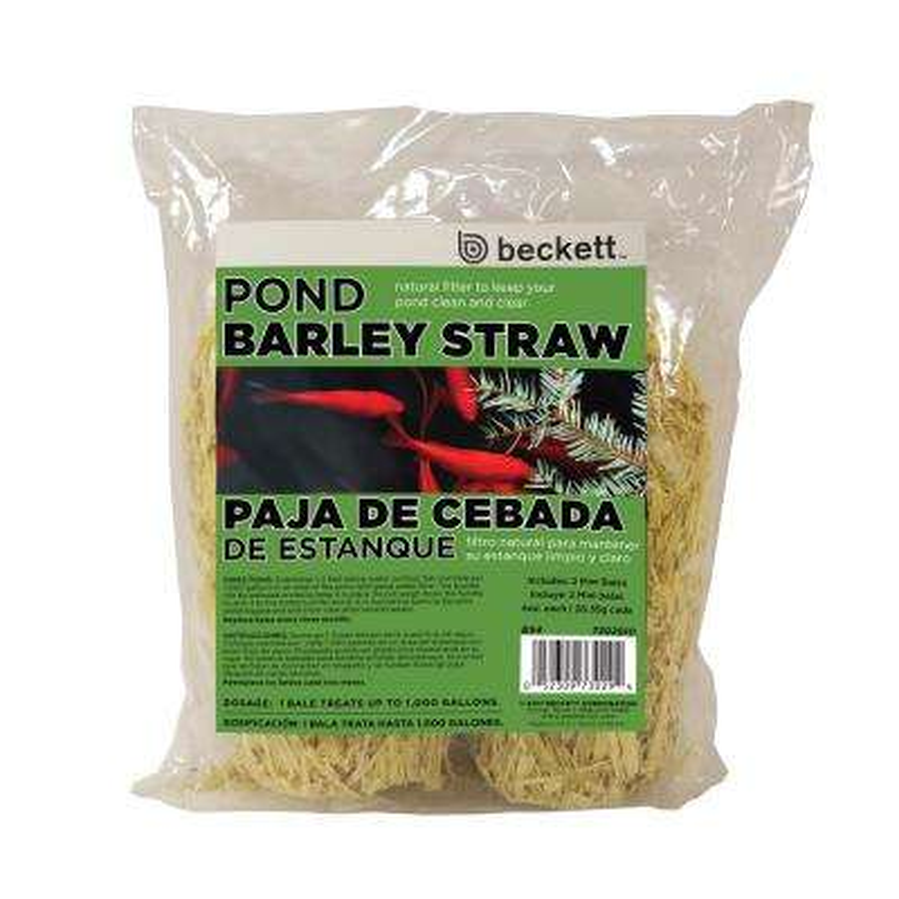 4 oz. Barley Straw Natural Filtration