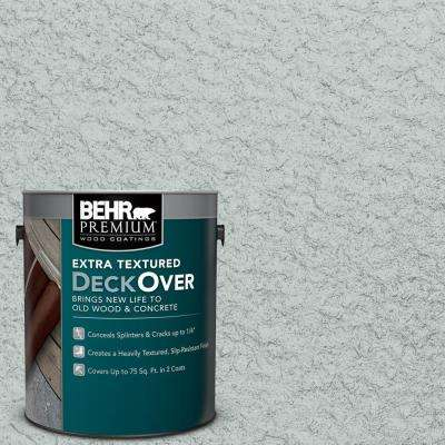 1 gal. #SC-365 Cape Cod Gray Extra Textured Solid Color Exterior Wood and Concrete Coating