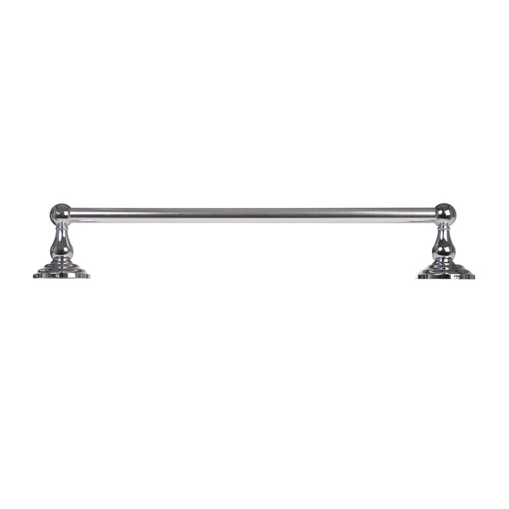 ARISTA Cascade Collection 24 in. Towel Bar in Chrome