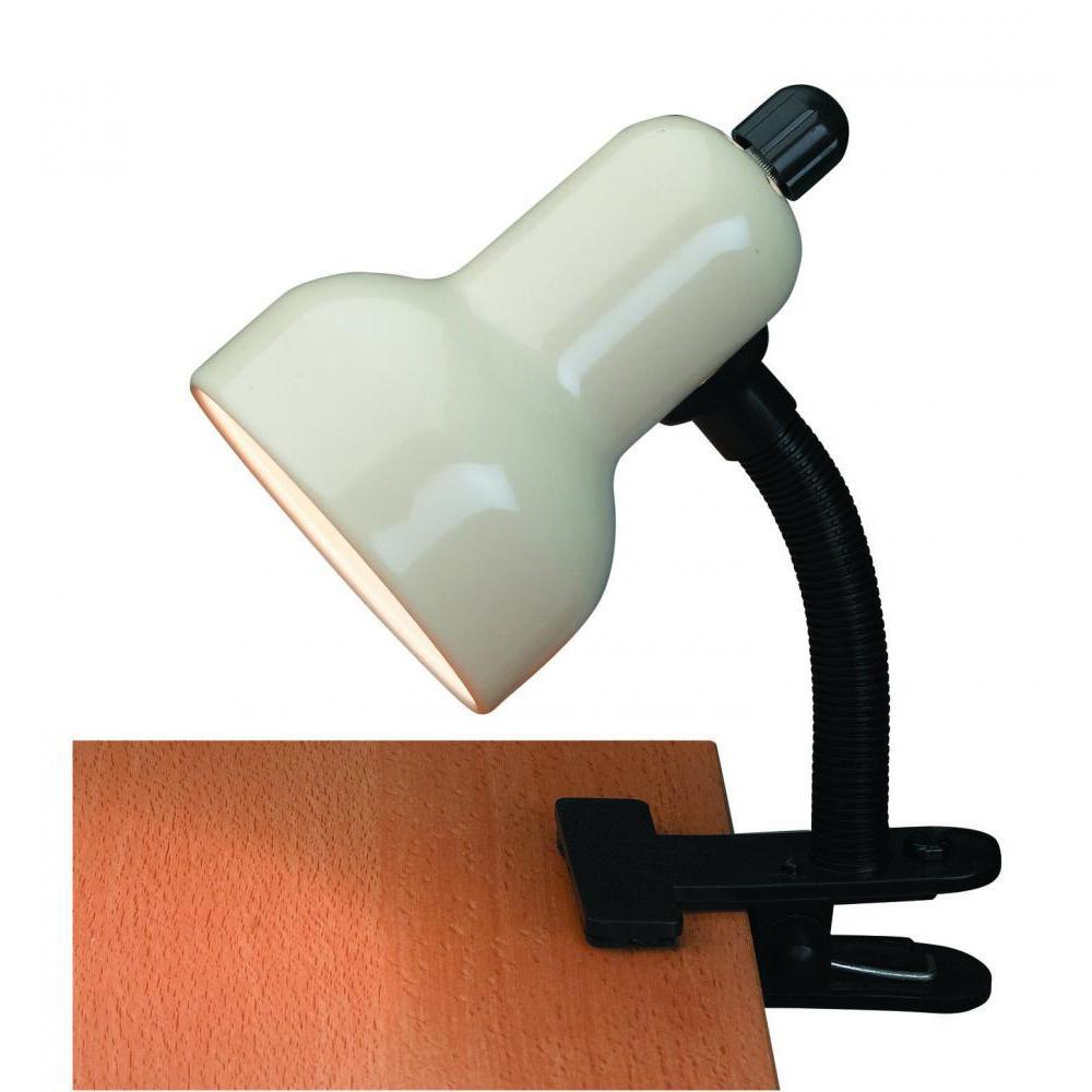 ivy gooseneck clipon desk lamp