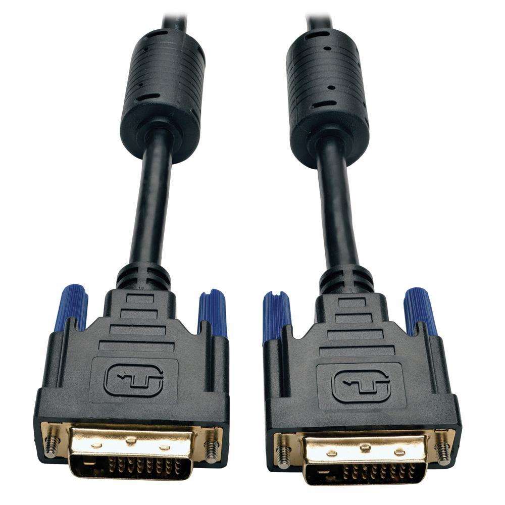 25 ft. DVI Dual Link TDMS Cable DVI-D M/M