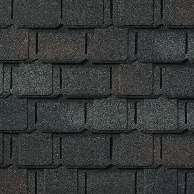 Camelot II Royal Slate Designer Laminated Architectural Shingles (25 sq. ft. per Bundle) (14-pieces)