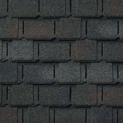 Camelot II Value Collection Royal Slate Lifetime Architectural Shingles (25 sq. ft. per Bundle)