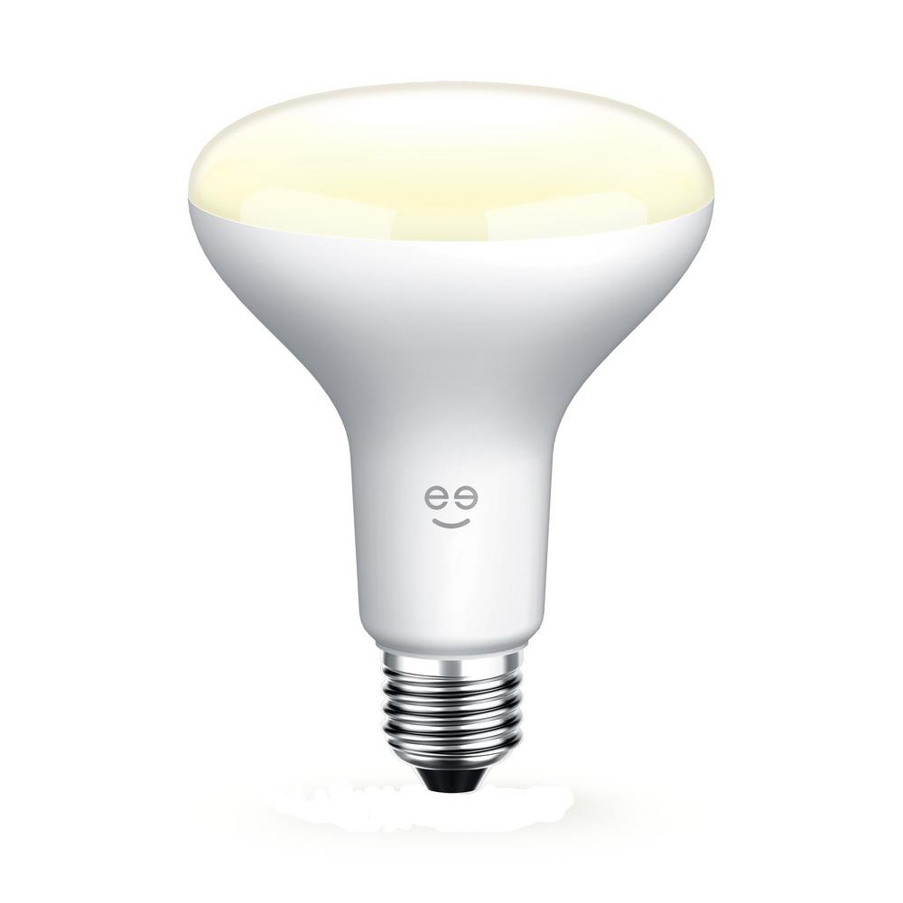 LUX DROP 65W Equivalent Warm White BR30 Smart Dimmable and Adjustable