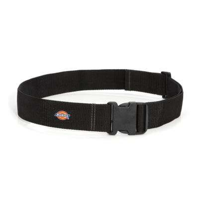 2 in. Web Work Belt, Black